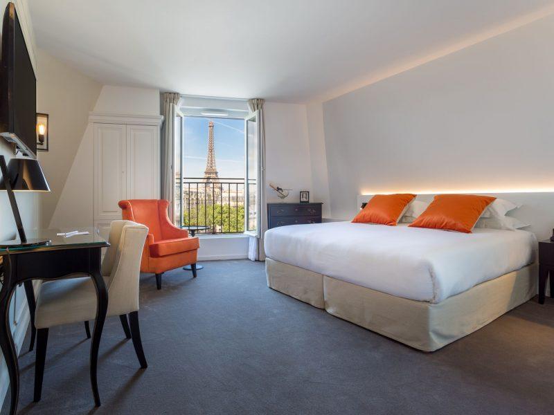 Paris romantique, idéal pour un week-end en amoureux !