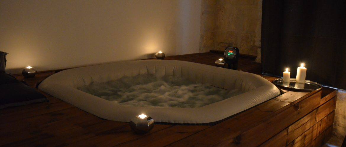 Jacuzzi Privatif  Nuit DAmour