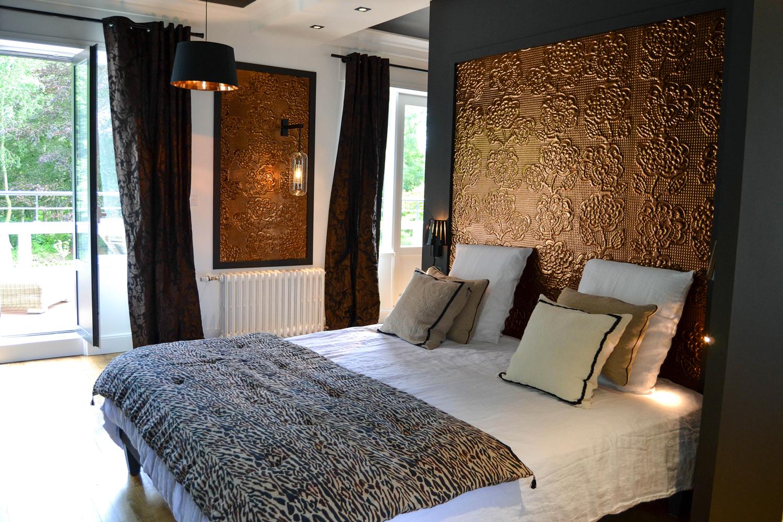 Villa louisa nuit d 39 amour for Chambre romantique paris