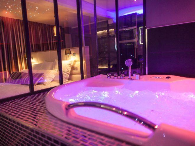 L Espace Prive Rouen Appartement Avec Jacuzzi Privatif Nuit D Amour