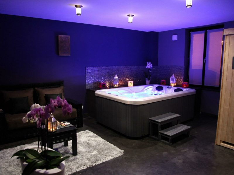 Stunning Chambre Luxe Avec Jacuzzi Normandie Photos - Home ...