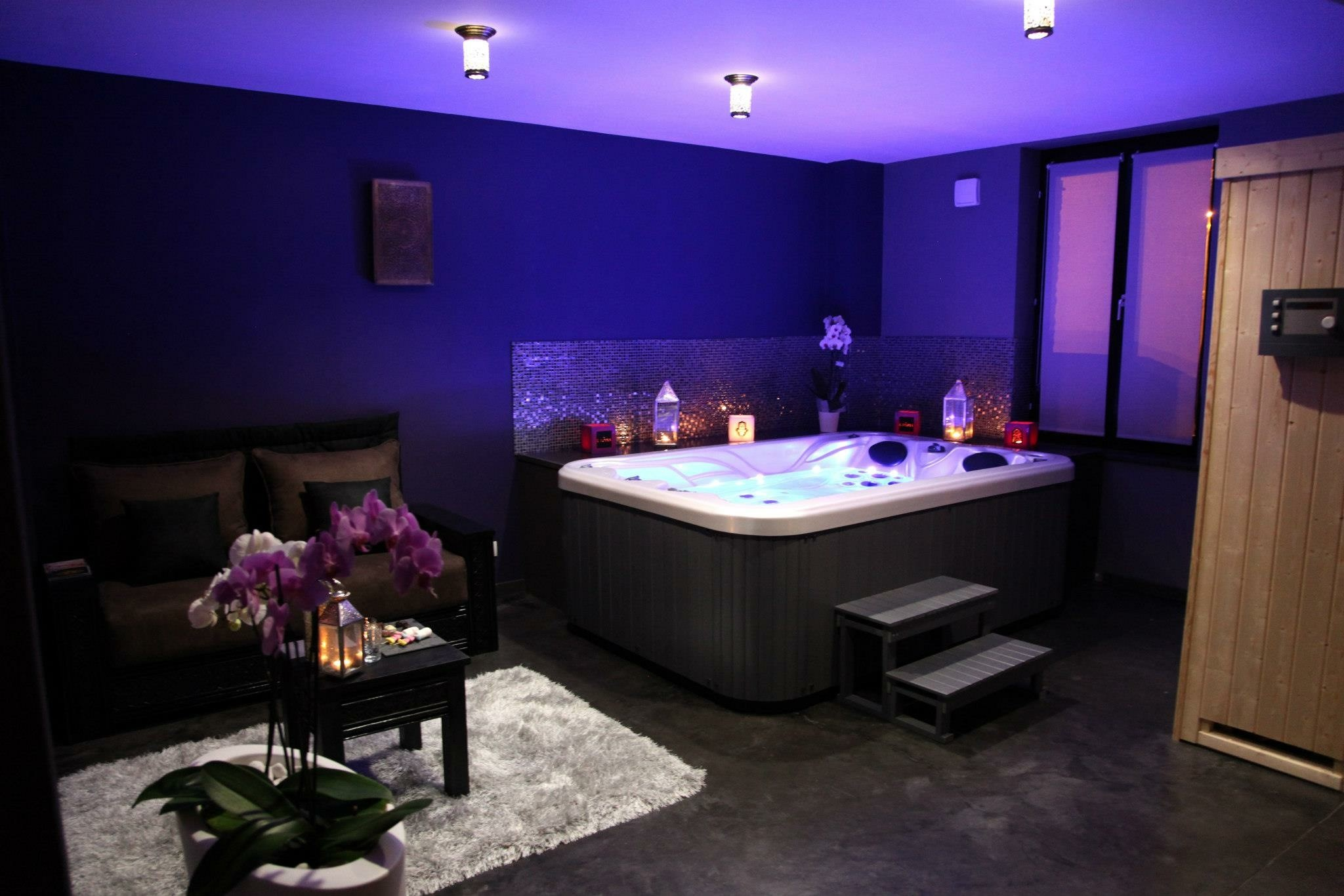 UTOPIA SPA Nuit d amour