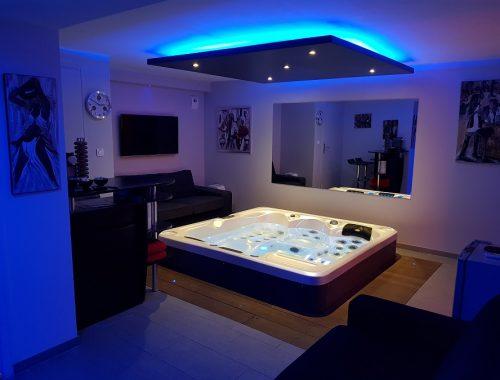 Chambre d 39 h te pas cher nuit d 39 amour - Chambre avec spa privatif sud ouest ...